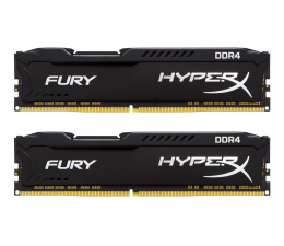 HyperX 16GB 2400MHz Fury Black CL15 (2x8192) (HX424C15FBK2/16 / HX424C15FB2K2/16 )