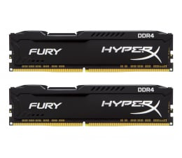 HyperX 16GB 2400MHz Fury Black CL15 (2x8GB) (HX424C15FB2K2/16 )