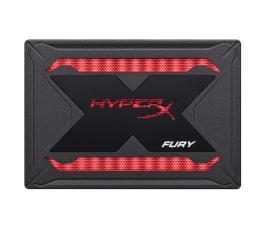 """HyperX 480GB 2,5"""" SATA SSD Fury SHFR RGB (SHFR200/480G)"""