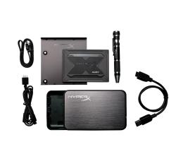 """HyperX 480GB 2,5"""" SATA SSD Fury SHFR RGB Bundle (SHFR200B/480G)"""