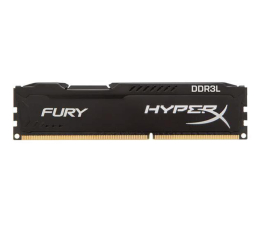 HyperX 8GB 1600MHz Fury Black LV CL10 (HX316LC10FB/8)