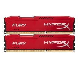 HyperX 8GB 1600MHz Fury Red CL10 (2x4GB) (HX316C10FRK2/8)