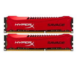 HyperX 8GB 1866MHz Savage CL9 (2x4GB) (HX318C9SRK2/8)