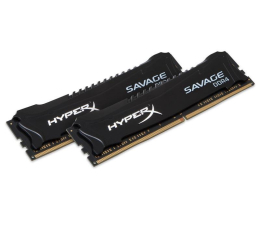 HyperX 8GB 2133MHz Savage Black CL13 (2x4096) (HX421C13SBK2/8)