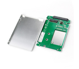 i-tec Adapter do dysku M.2 (SATA, srebrny) (M2SATA)