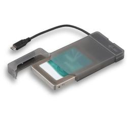 """i-tec Obudowa do dysku 2.5"""" MySafe (USB-C, czarny) (C31MYSAFEU313)"""
