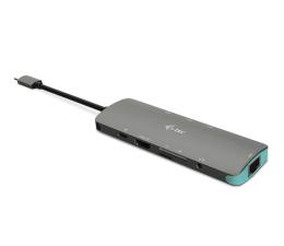 i-tec Stacja dokująca (USB-C, HDMI, LAN, PD 100W) (C31NANODOCKLANPD)