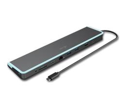 i-tec USB-C + USB 3.0 +HDMI + Ethernet+Czytnik SD+ PD (C31FLATDOCKPDV2)