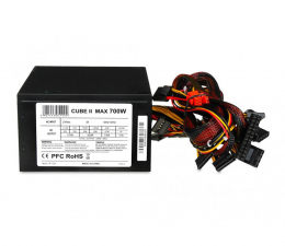 iBOX Cube II 700W Black Edition (ZIC2700W12CMFA)