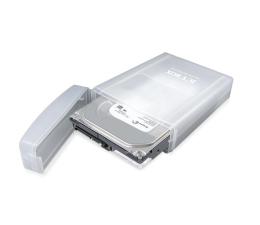 """ICY BOX Etui do dysku 3,5"""" (przeźroczyste) (IB-AC602a)"""