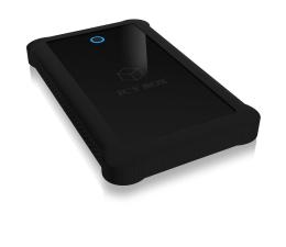 "ICY BOX Obudowa do dysku 2.5"" (USB 3.0, czarny) (IB-233U3-B)"