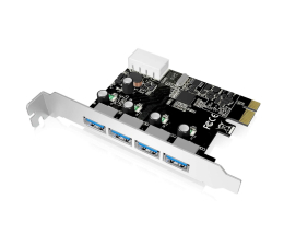 ICY BOX Port USB 3.0 PCI Express (A-Typ) (IB-AC614a)