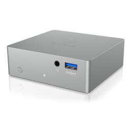 ICY BOX Stacja dokująca 4xUSB 3.0, HDMI, 3.5mm, RJ-45 (IB-DK2301-C)