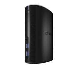 ICY BOX Stacja dokująca 6xUSB 3.0, 3.5mm, HDMI, DVI, RJ-45 (IB-DK2651AC)