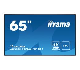 iiyama LE6540UHS LFD 4K (LE6540UHS-B1)