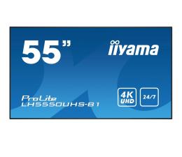 iiyama LH5550UHS LFD 4K (LH5550UHS-B1)