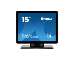 iiyama T1521MSC dotykowy czarny (T1521MSC-B1)