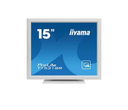 iiyama T1531SR dotykowy biały (T1531SR-W5)