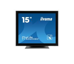 iiyama T1532MSC dotykowy czarny (T1532MSC-B5X)
