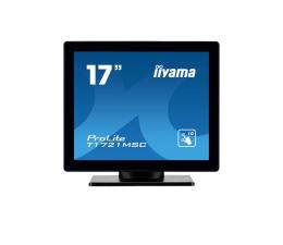 iiyama T1721MSC dotykowy czarny (T1721MSC-B1)