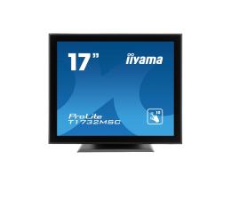 iiyama T1732MSC dotykowy czarny  (T1732MSC-B5X)