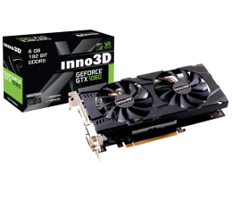 Inno3D GeForce GTX 1060 X2 6GB GDDR5  (N106F-5SDN-N5GS)