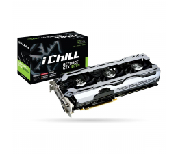 Inno3D GeForce GTX 1070 Ti iChill X3 V2 8GB GDDR5 (C107T3-3SDN-P5DS)