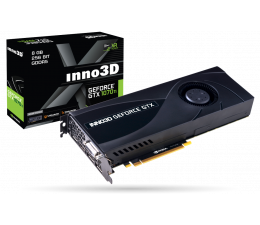 Inno3D GeForce GTX 1070 Ti Jet 8GB GDDR5 (N107T-1DDN-P5DN)