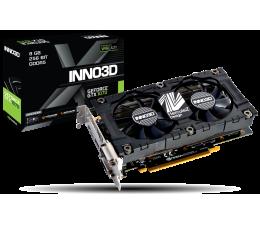 Inno3D GeForce GTX 1070 X2 V4 8GB GDDR5 (N1070-4SDV-P5DS)