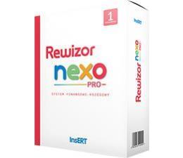 InsERT Rewizor nexo PRO (Księgowość i finanse) (RewNP1)
