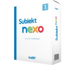InsERT Subiekt Nexo 1st. (Sprzedaż) (5907616102805)