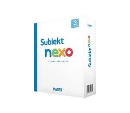 InsERT Subiekt Nexo 3st. (Sprzedaż) (5907616102812)