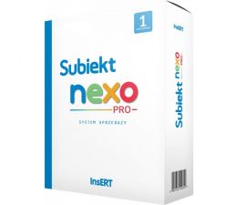 InsERT Subiekt nexo PRO 1st. (SNP1)