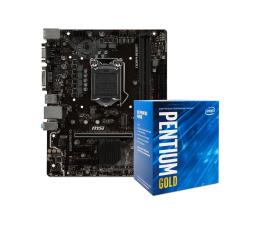 Intel G5400 3.70GHz 4MB + B360M PRO-VD + SOFTWARE PACK