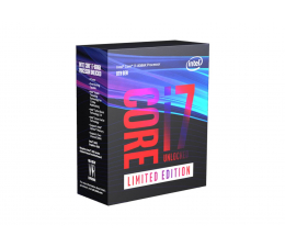 Intel i7-8086K 4.00GHz 12Mb 40th Anniversary Edition (BX80684I78086K)