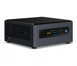 """Intel NUC i3-8121U/8GB/120/W10 2.5""""SATA M.2 (BOXNUC8i3CYSM2)"""