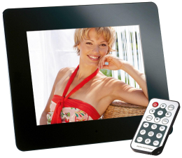 "Intenso Mediadirector LED SLIM 8"" z pilotem (filmy) (3916800)"