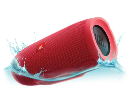 JBL CHARGE 3 Czerwony  (CHARGE 3 RED )