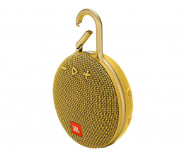 JBL Clip 3 Żółty (Clip3YEL)