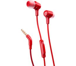 JBL E15 słuchawki dokanałowe z mikrofonem czerwone (E15RED)