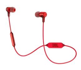 JBL E25BT Czerwone (E25BTRED)