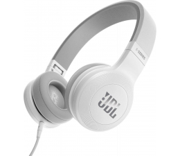 JBL E35 słuchawki nauszne z mikrofonem białe (E35WHT)