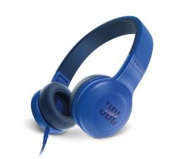 JBL E35 słuchawki nauszne z mikrofonem niebieskie  (E35BLU)