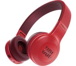 JBL E45BT nauszne słuchawki bluetooth czerwone  (E45BTRED)