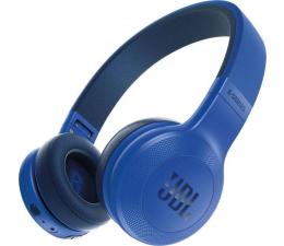 JBL E45BT nauszne słuchawki bluetooth niebieskie  (E45BTBLU)