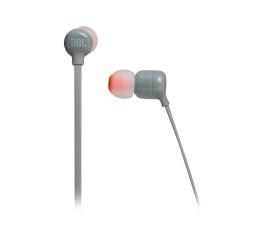 JBL T110BT PureBass słuchawki dokanałowe szary (T110BTGRY)