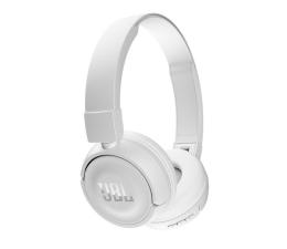 JBL T450BT PureBass słuchawki bluetooth białe (T450BTWHT)