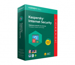 Kaspersky Internet Security Multi-Device 1st. (12m.) (KL1941PJAFS)