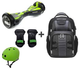 Kawasaki KX-PRO 6.5D  ochraniacze i kask + Plecak Targus