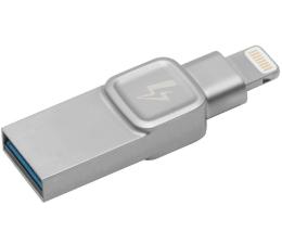 Kingston 128GB DataTraveler Bolt™ Duo (USB 3.1+Lightning)  (C-USB3L-SR128-EN)
